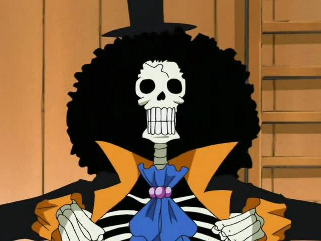 One Piece spécial Brook