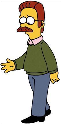 Comment s'appelle la boutique de Ned Flanders ?