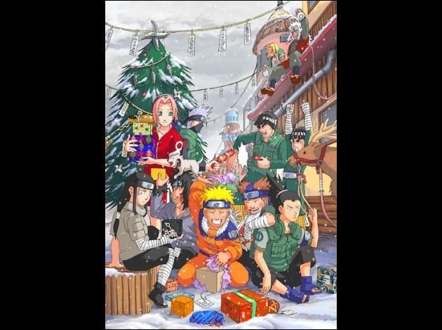 Comment est décoré le sapin de Noël ?