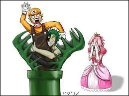 Naruto jouant à Mario : Comment s'est fait avoir Naruto ?
