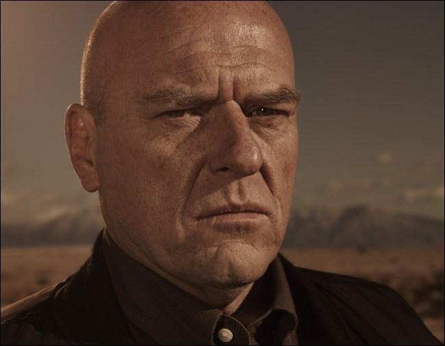 Dans quel service de police travaille Hank ?