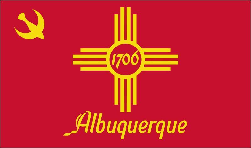 Dans quel état des États-Unis se trouve Albuquerque ?