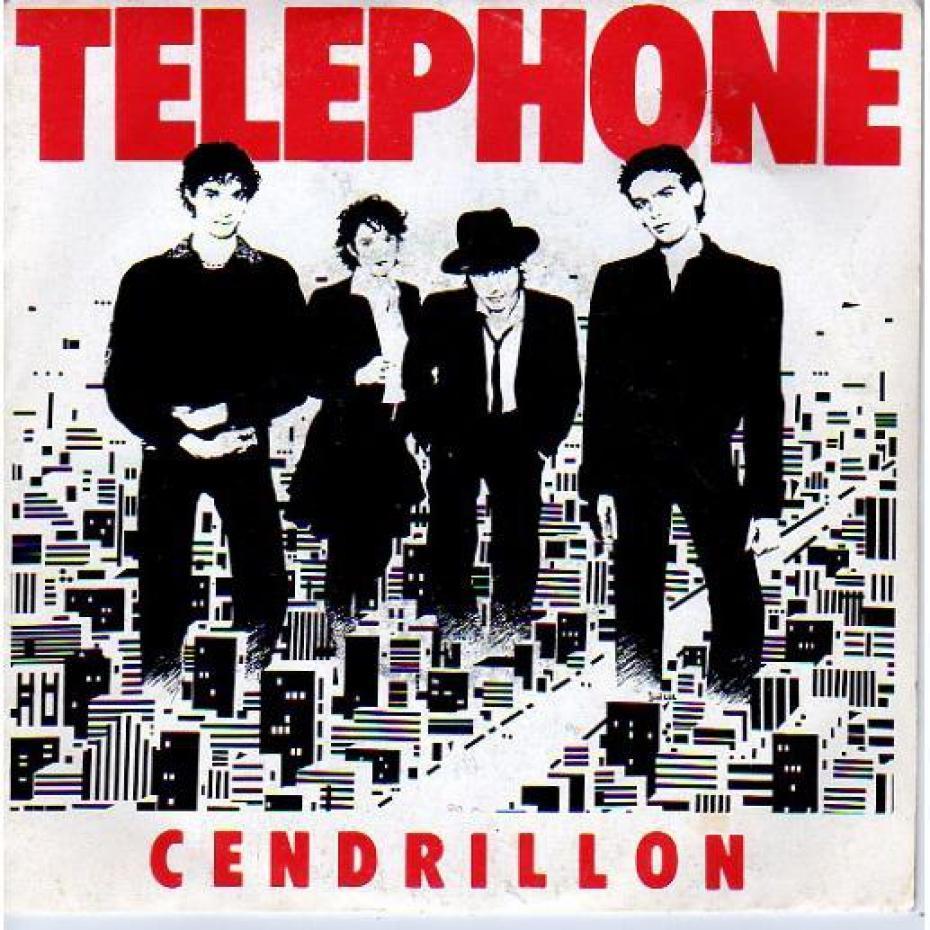 Connaissez-vous bien 'Cendrillon' , de Téléphone ?