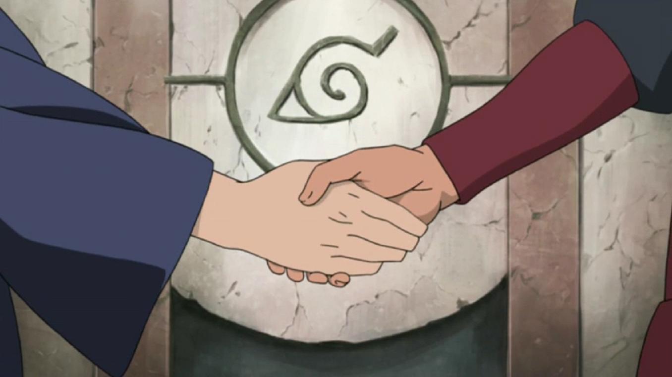 Naruto. Les différents clans