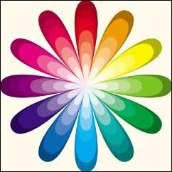 Comment dit-on  couleurs  en anglais ?