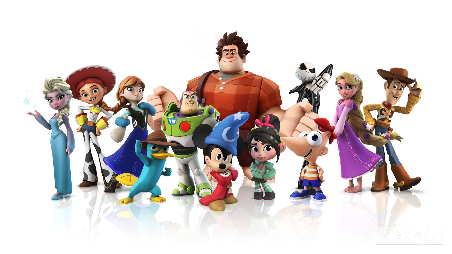 Qui est ce Disney Infinity