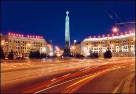 Minsk est la capitale de la Lettonie.
