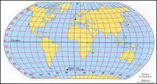 Les tropiques sont perpendiculaires à l'équateur.