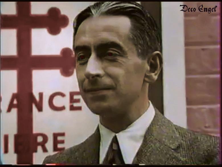 Quel résistant français, dénoncé en tentant de rejoindre Londres, s'est suicidé le 22 mars 1944 ?
