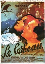 Sous quel titre le film d'Henri-Georges Clouzot  le corbeau  (sorti en 1943) est-il présenté outre-Rhin ?