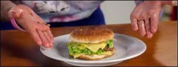 A quelle sorte d'hamburger Jérôme fait-il référence dans sa vidéo  Hamburger  ?