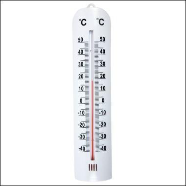 Le thermomètre est un instrument servant à évaluer la ... .