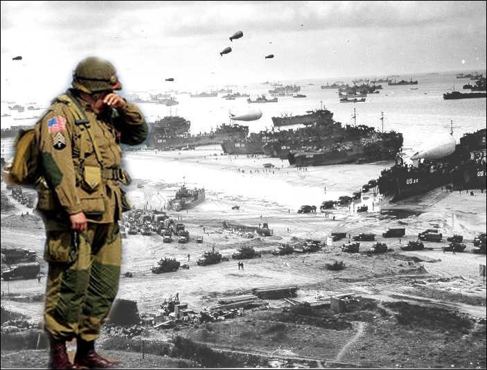 Sur quelle plage du débarquement, les alliés ont-ils rencontré la plus forte opposition de la part de l'armée allemande ?