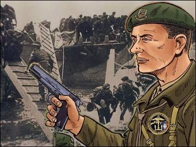 Quelle était la particularité des 177 hommes du commando Kieffer, qui débarquèrent sur la plage Sword à Colleville-Montgomery ?