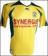 De quel couleur etait le maillot exterieur de la saison 2004/2005 ?