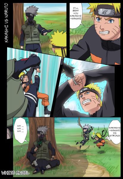 Contre qui Naruto se bat-il ?