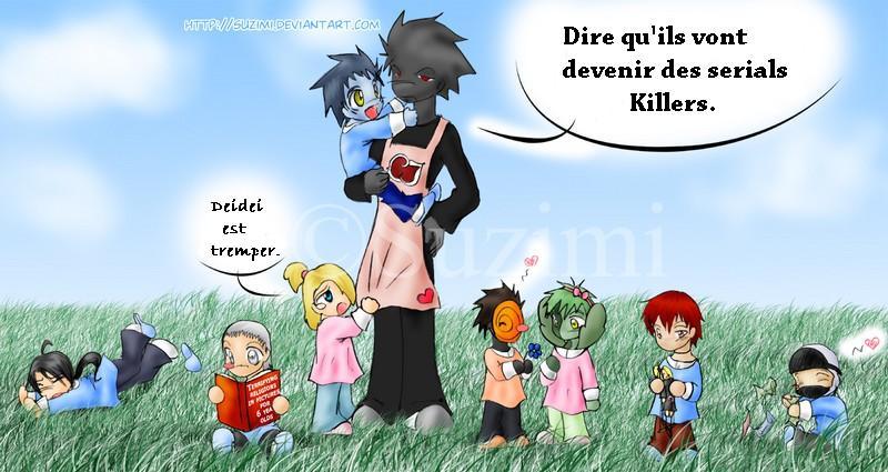 Naruto en délire ! (4)