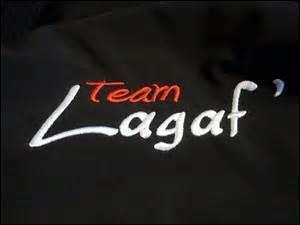 Comment s'appelle l'équipe de Vincent Lagaf' ?