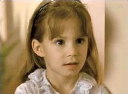 En quelle année, à quel âge et dans quel film est-elle apparue pour la première fois au cinéma ?
