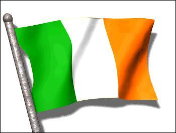 Commençons par une question très simple, c'est le drapeau :