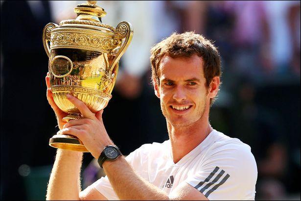 Il se nomme Andy Murray, il est :