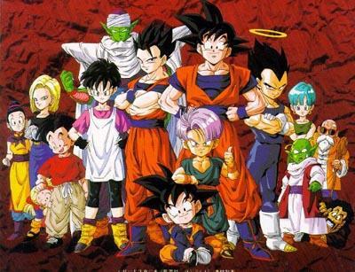 Dragon Ball Z - Les liens de parenté