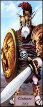 Quel pirate est le plus grand fan du héros rencontré dans le corrida colosseum ?