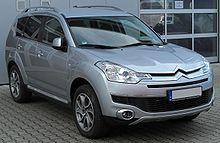 Le Citroën C-Crosser