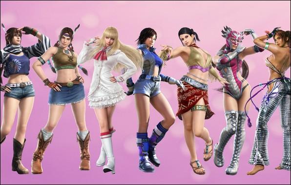 Quel personnage féminin est officiellement le plus jeune ?