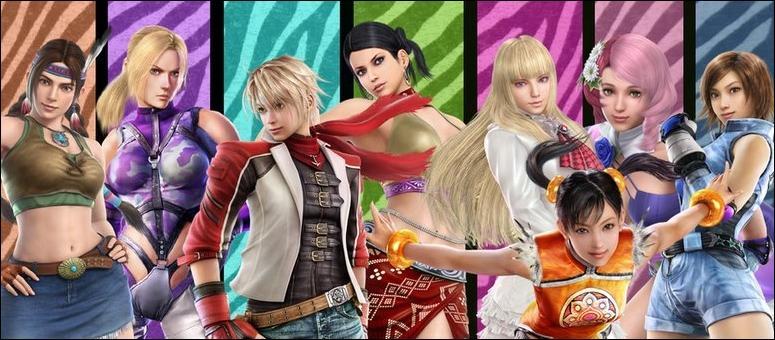 Quel personnage féminin ne peut-on pas affronter en tant que boss dans le mode Scenario Campaign de Tekken 6 ?