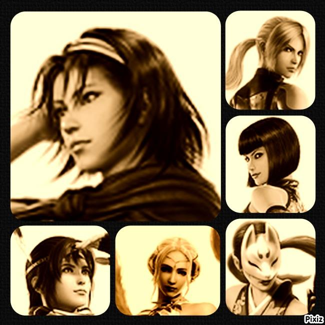 Connaissez-vous bien les personnages féminins de Tekken ?