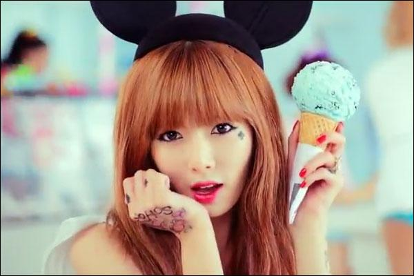 Quelle est la date de naissance de Kim Hyuna ?
