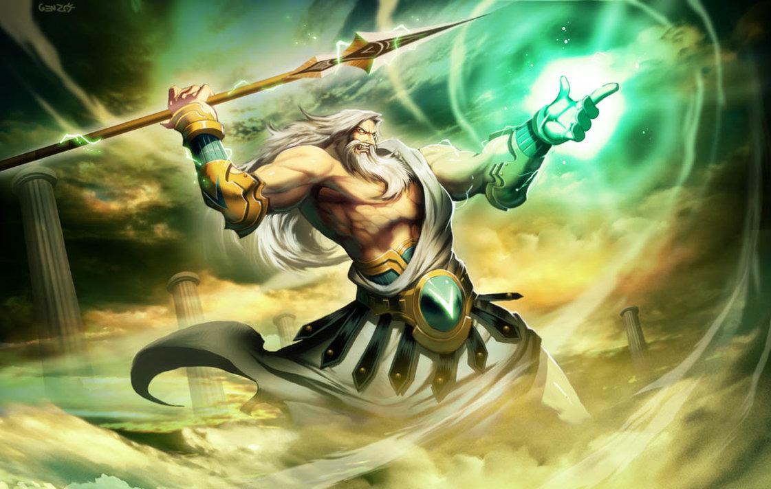 Mythologie, les dieux grecs