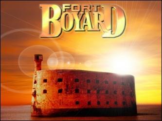 Quand participe-t-elle à Fort Boyard ?