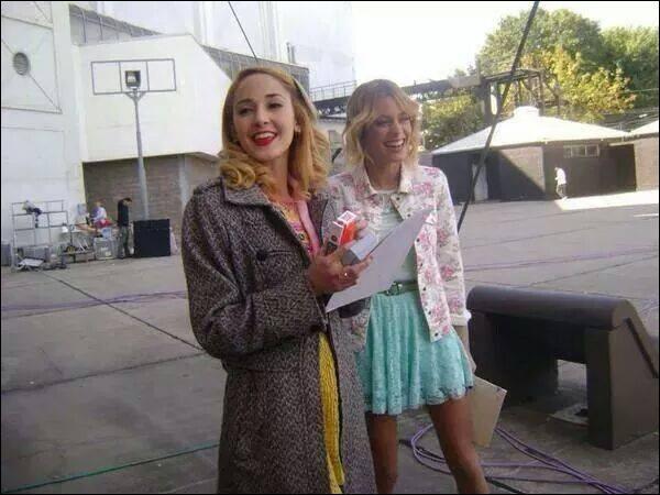 Dans la saison 3, Violetta et Ludmila vont-elles réussir à se supporter ?