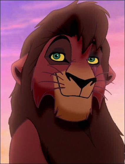 Le Roi Lion 2 : personnages