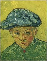 Portrait de Camille Roulin.