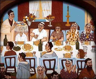 Que représente  la Pâque juive  ?