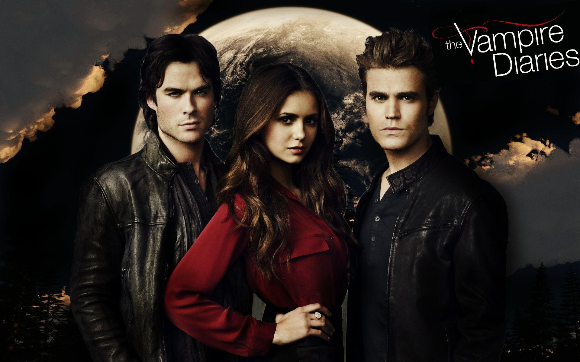 The Vampire Diaries Acteurs