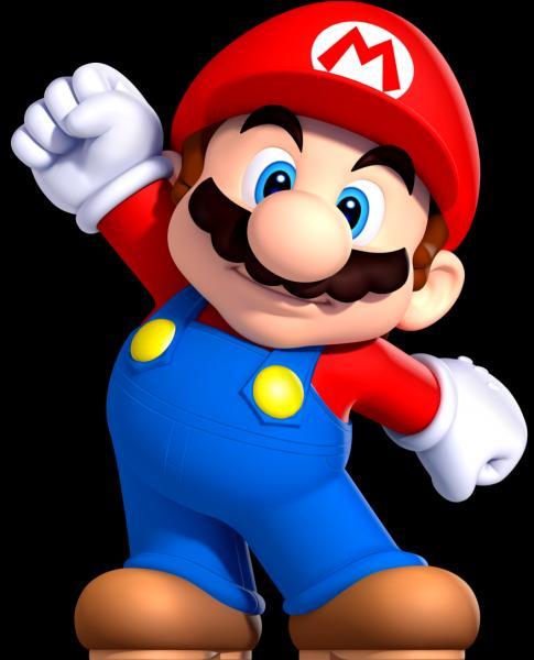 Comment se nomme le plombier vêtu de rouge, mascotte de Nintendo ?