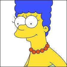 Quelle(s) affirmation(s) est(sont) vraie(s) concernant Marge Simpson ?
