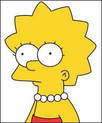 Quelle(s) affirmation(s) est(sont) vraie(s) concernant Lisa Simpson ?
