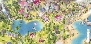 Où vivent les Lego Friends ?
