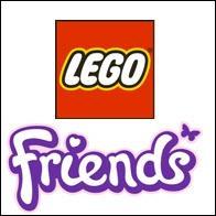 Qui sont les personnages principaux de Lego Friends ?