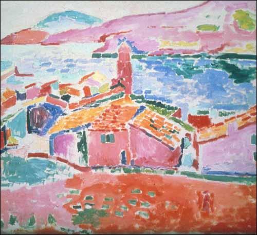 Qui a peint Collioure ?