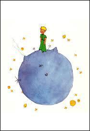 Quand a été vue pour la 1e fois la planète du petit prince ?
