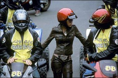 Quelle est la particularité des Biker Boys ?