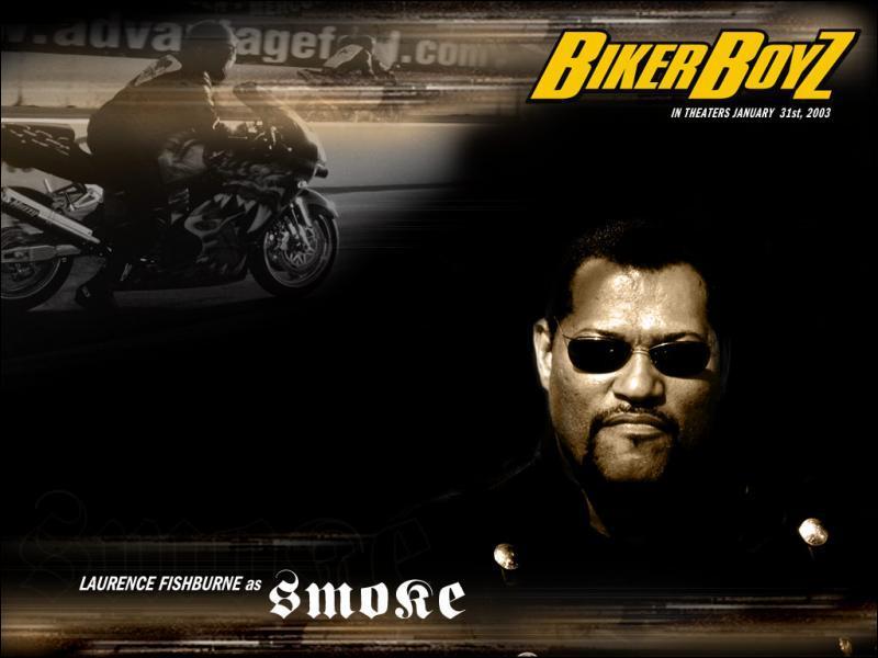 Dans le film Smoke est :