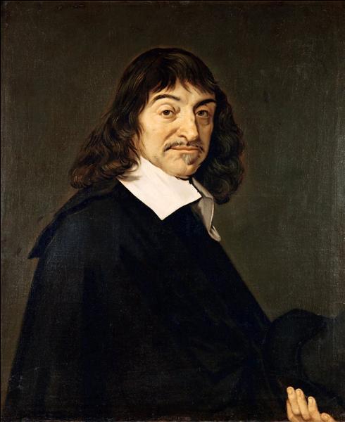 Quel peintre baroque néerlandais est l'auteur de ce portrait de Descartes ?