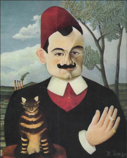 Qui a peint  Portrait de Monsieur X  (Pierre Loti) ?
